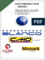 Catalogo Productos Diesel