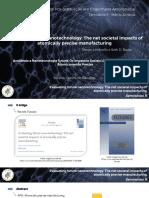 Evaluating future nanotechnology_Apresentação Seminários II