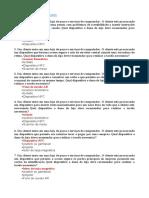 Capítulo 1 Respostas Do Exame