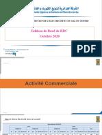 TB Mois Octobre 2020-RDC