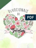 00 Devocionais Do Jardim - Lisland