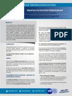 Convocatoria Inclusión digital para alumnos Guanajuato 2021