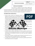 Protocolo de Seguridad Covid-19 V2