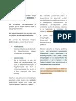 """Fernando Pessoa 12º ano - Poesia do Ortónimo; Análise dos poemas  """"Autopsicografia"""" e """"Isto"""""""