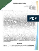 A ORDEM DE NÃO REANIMAR NO BRASIL