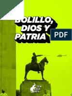 Bolillo Dios y Patria