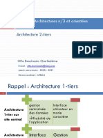 Arcitecture  2-tiers