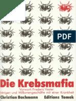 Bachmann, Christian - Die Krebsmafia
