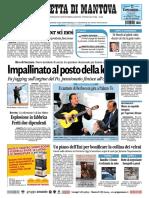 Gazzetta Mantova 5 Ottobre 2010