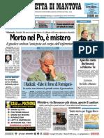 Gazzetta Mantova 6 Ottobre 2010