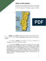 Divisões Administrativas Port- Br- Esp