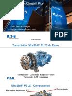 USP Operación Transmisión Automatizada