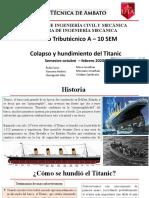 Colapso y Hundimiento Del Titanic (1)