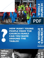 It takes a whole church