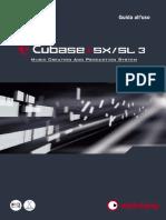 Guida Uso CubaseSL SX3