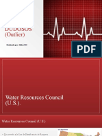 Análisis de Datos Dudosos (Outlier)