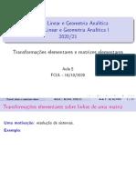 ALGA1-ALGA-2020-21-AulasTeo-slides-Aula5-TransfElem