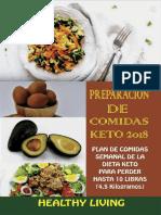 Preparacion de Comidas Keto 201 - HealthyLiving