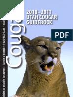 2010–2011 Utah Cougar Guidebook