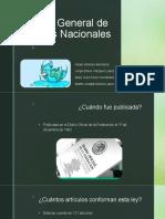 Ley General de Aguas Nacionales