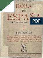 Hora de España (Valencia). 001-1937
