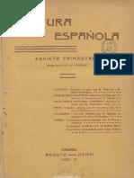 03 Cultura Española. 08-1906, n.º 3