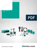 Optical Identification and RFID | Brochure