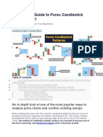 A Complete Guide to Forex Candlestick Patterns 2021