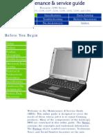 Compaq Presario 1230-1250 service manual