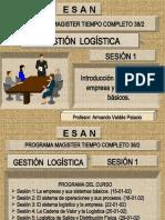 GESTIÓN LOGÍSTICA 01
