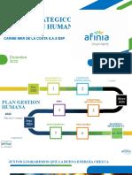 Afinia - Plan Estratégico de Talento Humano 2020 Presentacion