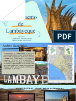 Departamento de Lambayeque_