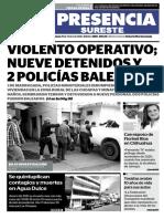 PDF Presencia 25 de Enero de 2021