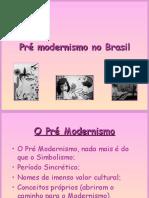 2º Ano - 12. Pré modernismo no Brasil