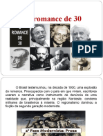 003 - O romance de 30
