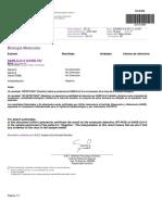 Olga Sanchez Cordero Secretaria Titular Gobernación Negativo Coronavirus Prueba Cpr Laboratorio Lopez Obrador 2 25012021