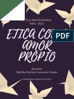 Act. 6 Ética como amor propio