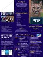 Prepare for Success - AP Academy Brochure
