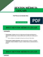 AULA 1--MODULO 2--DOCUMENTOS MÉDICO-LEGAIS