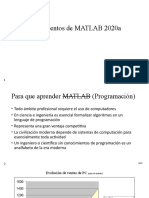 Introduccion matlab