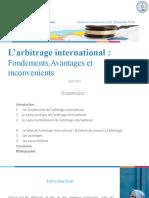 arbitrage international exposé ikrame hind