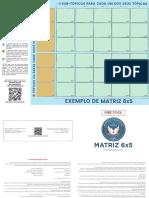 a3 Matrix 06x05