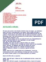 MANDAMIENTOS DE IFA