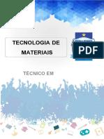 Tecnologia do Materiais