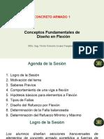 7.Conceptos Fund. en Flexión
