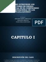 FACTORES DE RIESGO PSICOSOCIAL EN EL COMPROMISO ORGANIZACIONAL