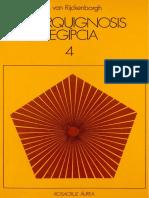00000. a Arquignosis Egípcia 4 - j. Van Rijckenborgh