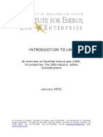 Introduction to LNG