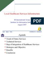 Local Healthcare Services 07222007