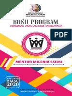Buku Program Agp 2020